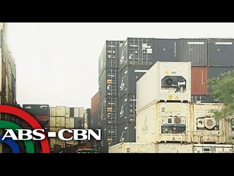 How Manila port congestion affects businessmen, workers