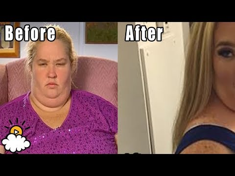 Here's What Honey Boo Boo's Mama June Looks Like Today