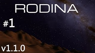 Rodina | Part 1 | Seamless Space Exploration Game