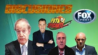 TOP: Las 6 discusiones mas polémicas de programas deportivos mexicanos