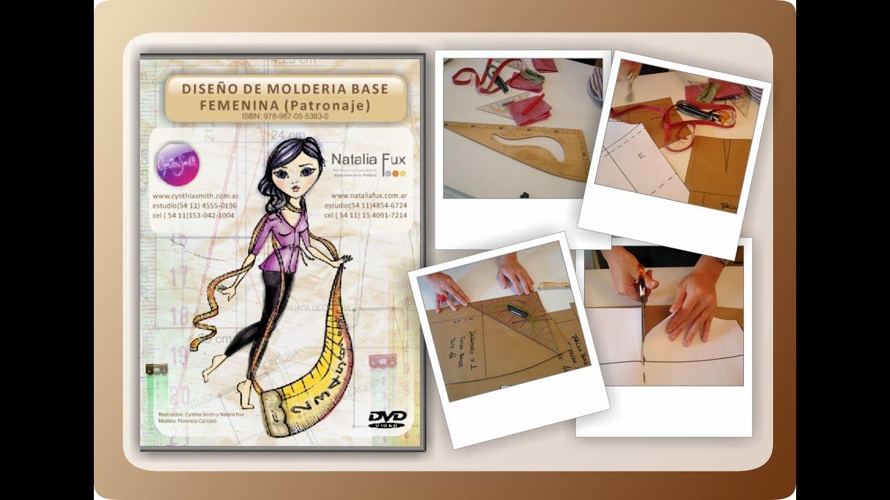 95294d7114 Diseño de Molderia Base Femenina