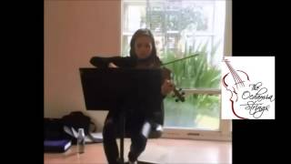 all you need is love the beatles solo violin cover by the ocdamia strings   prelude wedding song