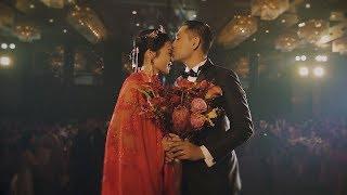 Wedding Reception Anne & Nicholas at Maple Hotel Bangkok, Thailand