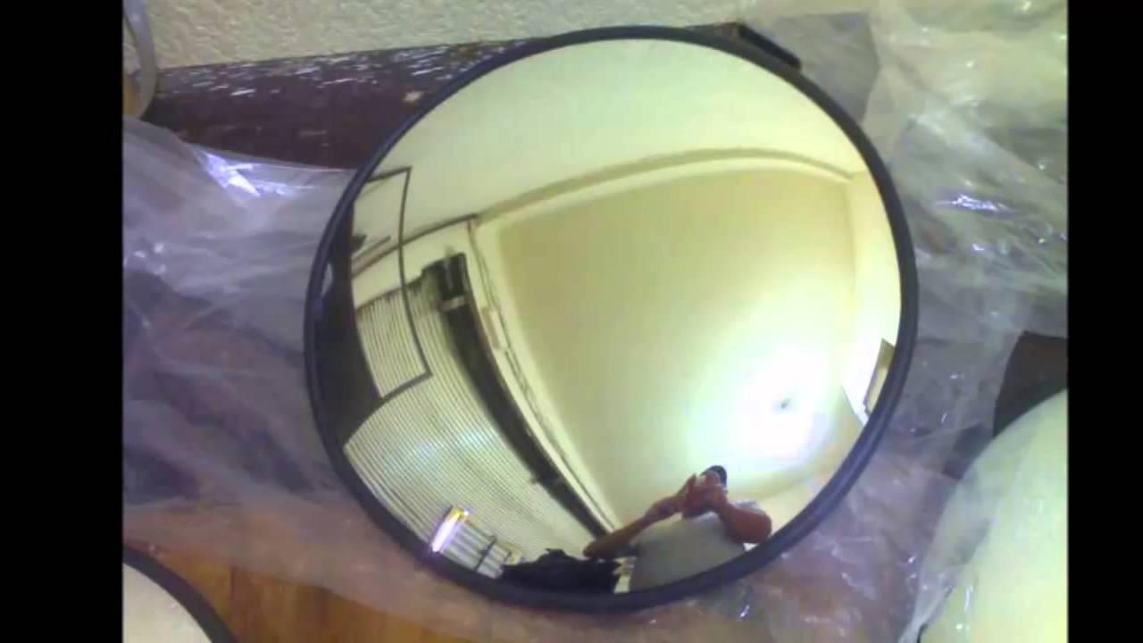 espejos convexos y concavos youtube