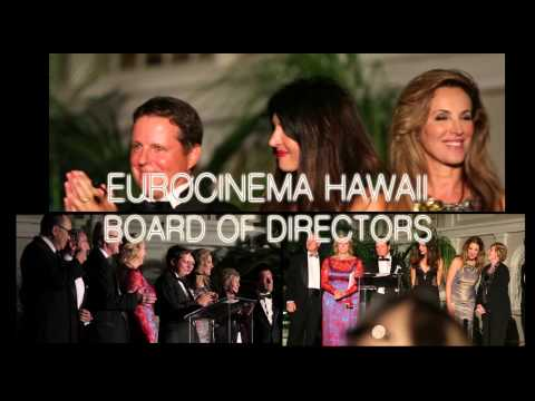 The EuroCinema Hawaii Film Festival 2013 Awards Gala