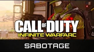 Official Sabotage Multiplayer Trailer - Call of Duty: Infinite Warfare