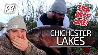 WEST LAKE - 31LB MIRROR *STUNNING*