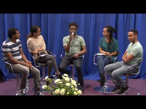 MaEzer Semay Tv and Radio Network : Youth Panel Discussion about Education and Christianity