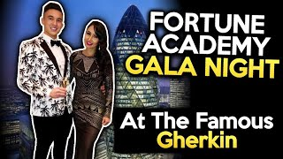 FORTUNE ACADEMY GALA NIGHT - at the world famous Gherkin!