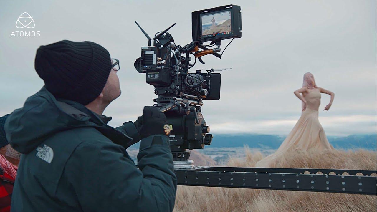 Atomos Creators | Brett Danton – Shooting a Jaguar Commercial with the  Shogun Inferno & Canon C200
