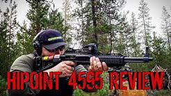 Hi-Point 4595: Cost Effective Personal Protection - Couch Ninja Warriors Review