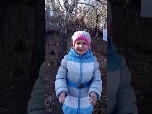 Горбунова Алеся читает произведение «Октябрьский рассвет» (Бунин Иван Алексеевич)