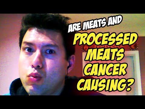 UN-Edited Response to World Health Organization Processed Meats Report
