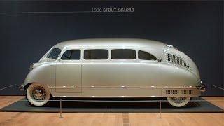 CarStuff: Dream Cars | 1936 Stout Scarab