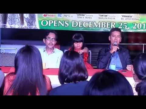 My Big Bossing: Hoshi's interview with Niño Muhlach and Vic Sotto
