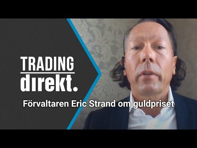 Trading Direkt 2020-09-29: Gäst: Eric Strand