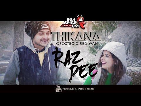Raz Dee | THIKANA | Official Music Video | Bangla R&B + Future Bass | Crostec x Red Wan