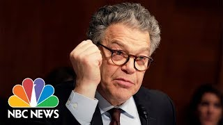 Al Franken Announces Resignation From Senate (Full) | NBC News
