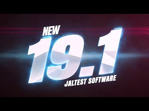 JALTEST SOFTWARE 19.1