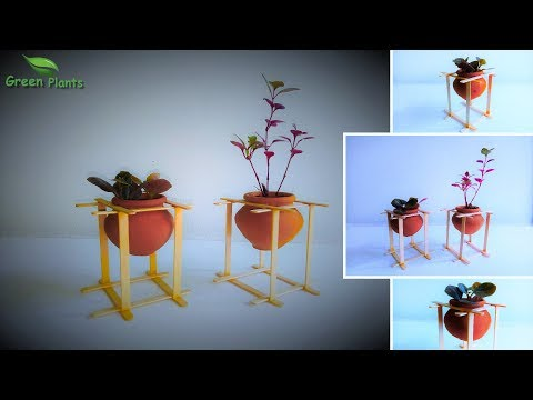 Terracotta pots Planter Ideas | How to Decorate Clay Pots at Home | Cheap planters//GREEN PLANTS