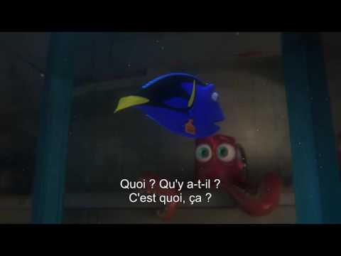 Le Monde de Dory | Bande-Annonce VF | Disney BEde YouTube · Durée:  1 minutes 38 secondes