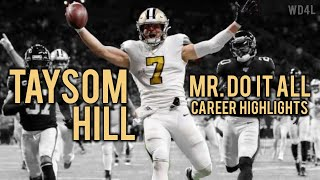 "Taysom Hill Ultimate Saints Highlights | ""Mr. Do It All"" ᵂᴰ⁴ᴸ"