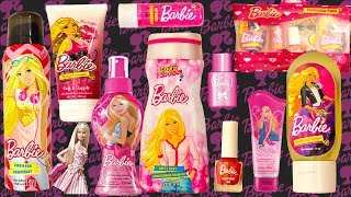 Barbie Cosmetic Set and Personal Beauty Care Kit Gift Pack