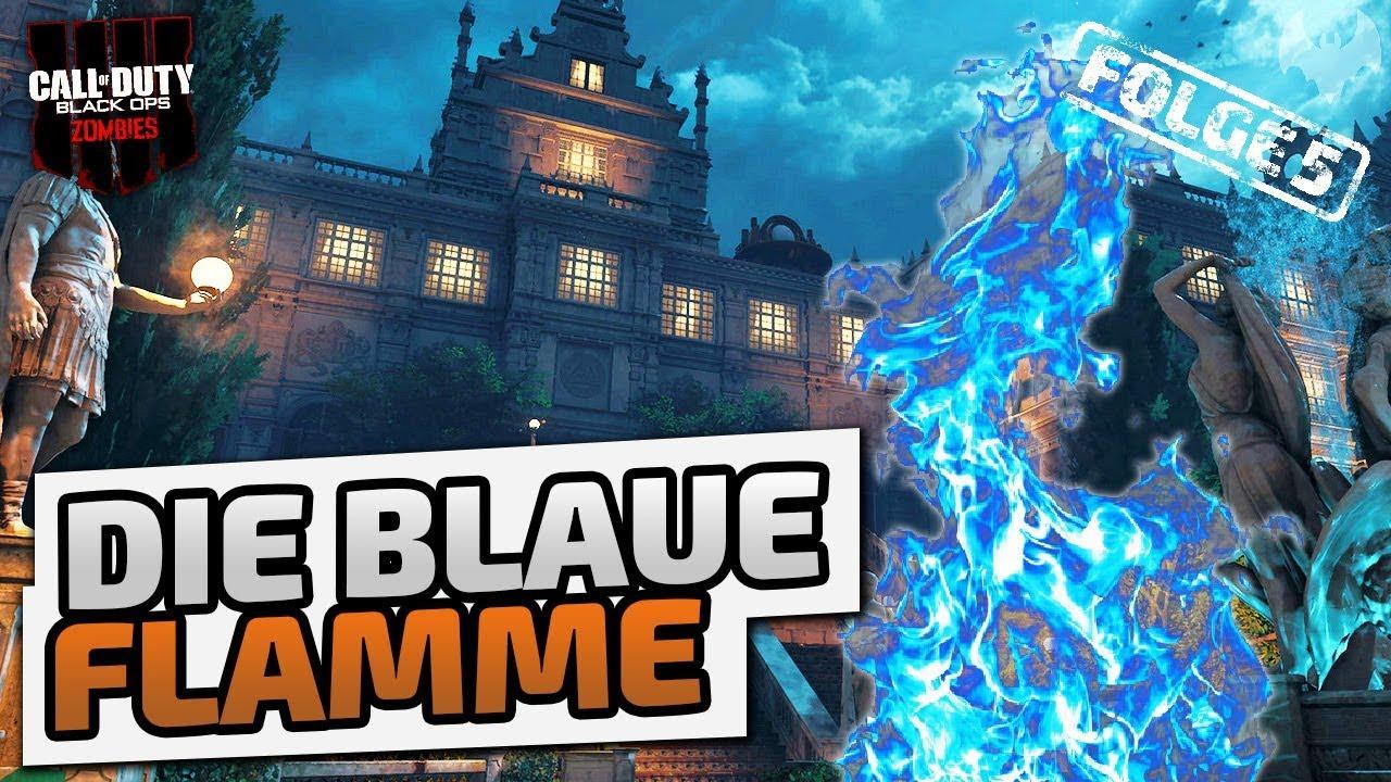 Die blaue Flamme - ♠ CoD: Black Ops 4 Zombies ♠ - Deutsch German - Dhalucard