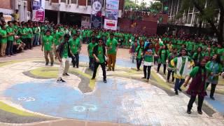 civil fest 2015 buet flash mob