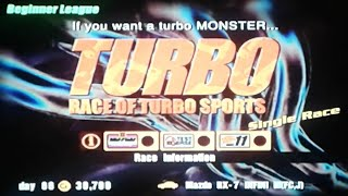 Gran Turismo 5: A-Spec - Part #12 - Race of Turbo Sports (Beginner)