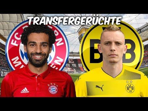 Salah zu den Bayern ? | Wolf zum BVB ? | Transfers und ...
