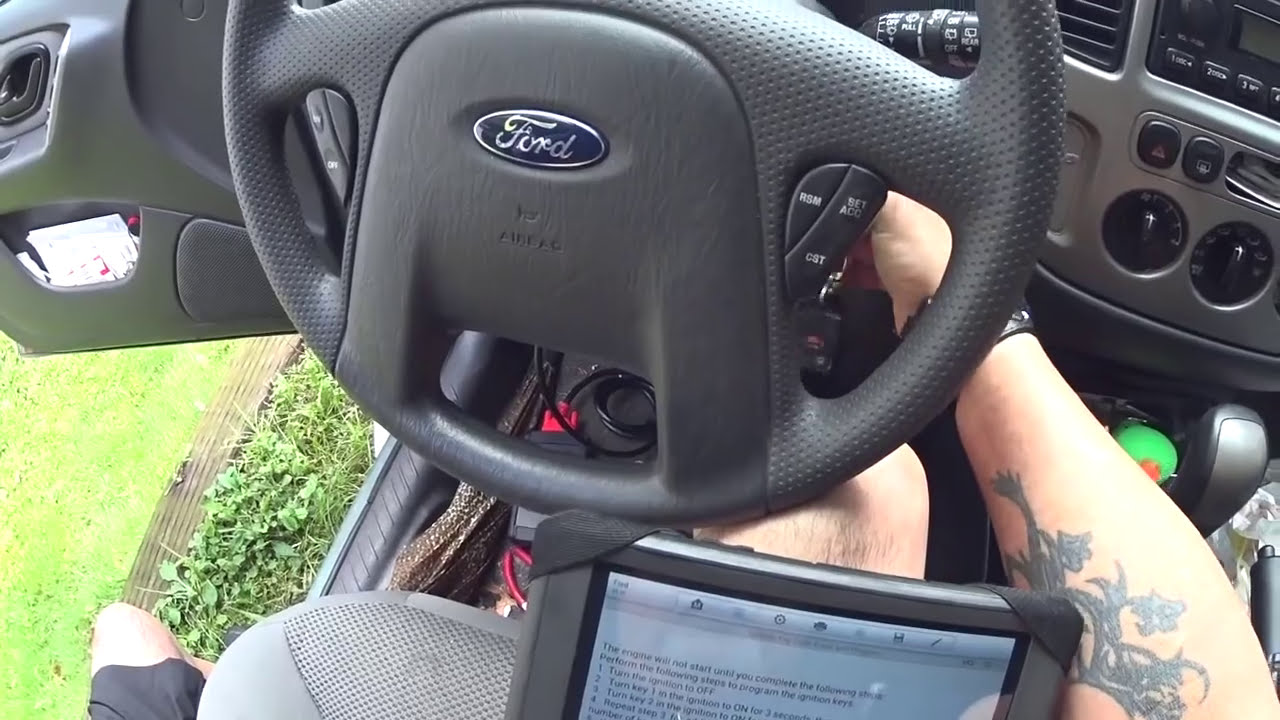 05 Ford Escape No Crank After Changing Pcm Anti Theft & Vin  Pete Sambolin  37:15 HD