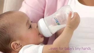 Philips AVENT 260ml/9oz Natural Feeding Bottle (SCF693/17)