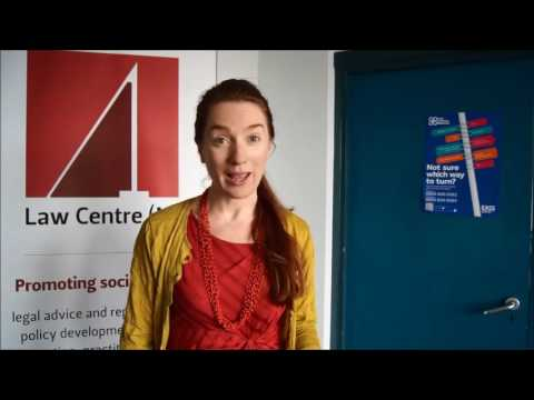 Introducing Law Centre NI Policy Unit   June 17, 2016
