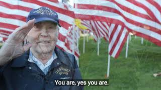 The Reason We're Free - Veterans Day 2018!