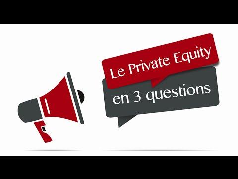 Le Private Equity en 3 questions