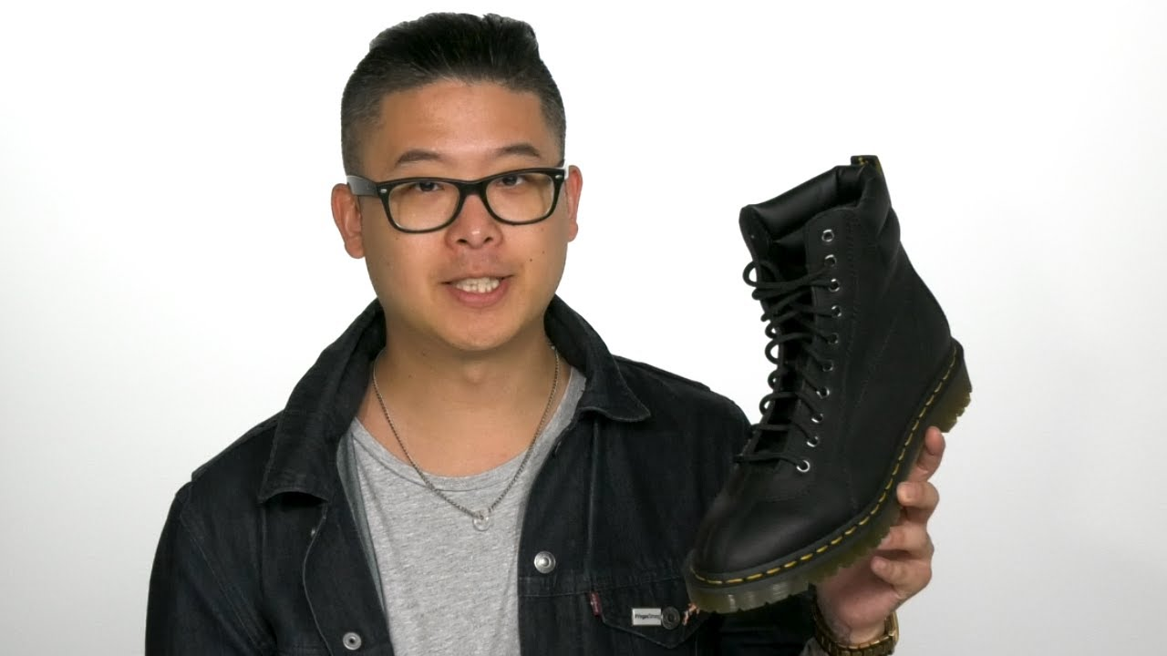 Doc Martens – What are they and how do you wear them? (met