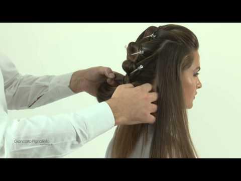 ACCONCIATURE  MODA & WEDDING COLLEZIONE ORIENTAL PIN-UP GIANCARLO PIGNATIELLO HAIR DESIGNER