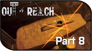 "Out Of Reach Gameplay Part 8 - ""smelting + Forging!"" (alpha Gameplay)"