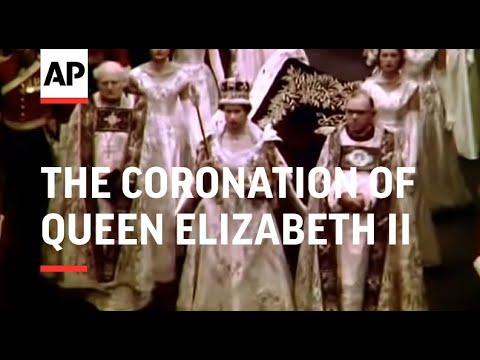 The Coronation of Queen Elizabeth II  1953