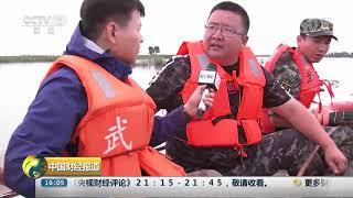 [中国财经报道]记者探访黑龙江宝清县决口堤坝| CCTV财经