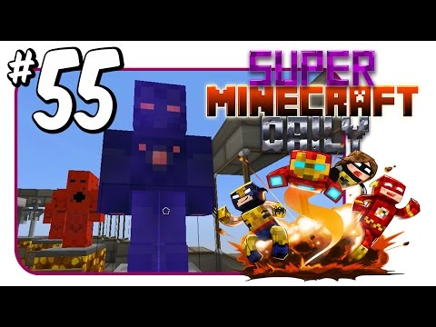 A Super Mod Pack Update! | Super Minecraft Daily | Ep.55