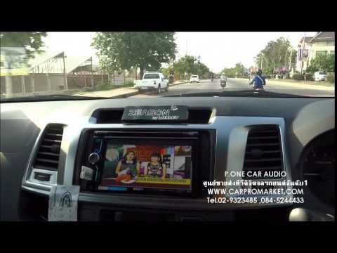 ทีวีดิจิตอลติดรถยนต์ โคราช นครราชสีมาชัด2จอหอ โนนไทย LOXLEY SPEED BEST CAR TV DIGITAL ราคาถูกโทร 084