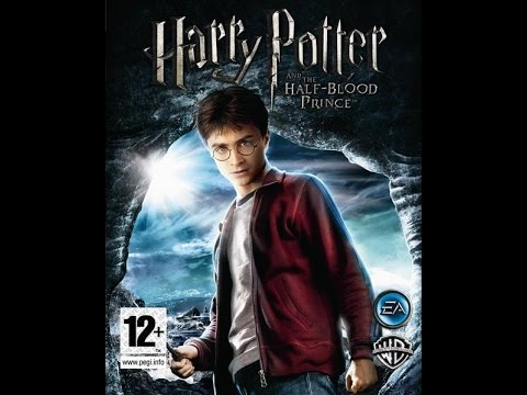 Harry Potter and the Half-Blood Prince [Game Movie]