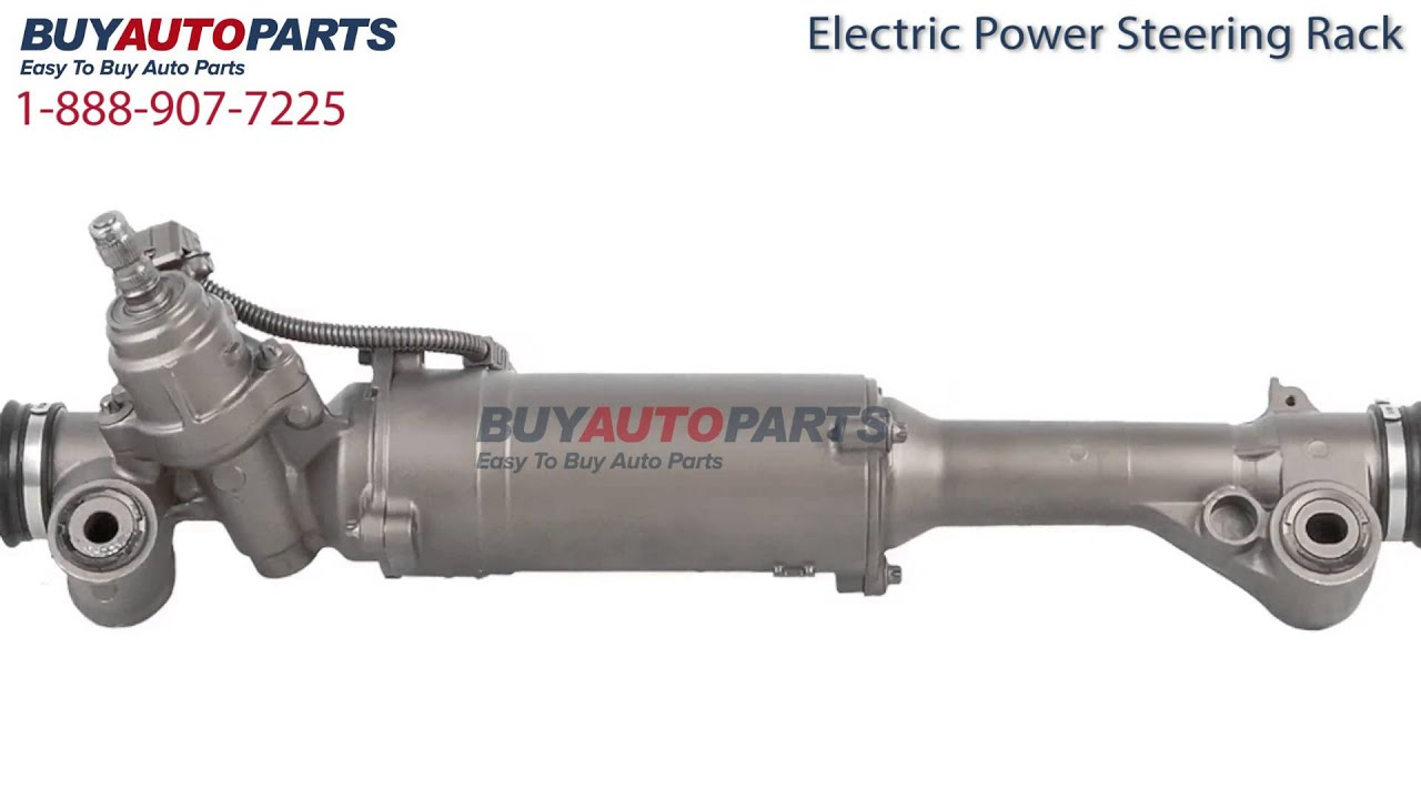 Electric Steering Rack From Autoparts Part 80 30031