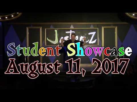 JesterZ Student Showcase - August 11, 2017