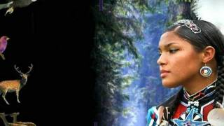 Beauty of Native American women