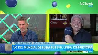 Burruchaga, el sueño que no fue, Beccacece, la Selección y su candidato a la Superliga
