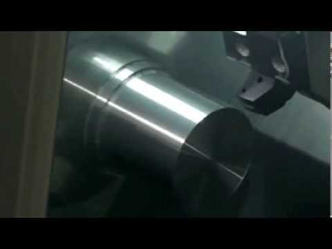 Precision Turning - Samsung SL20