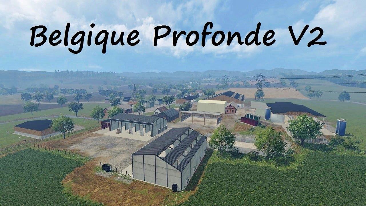 MAPS BELGIQUE V2 FARMING TÉLÉCHARGER PROFONDE SIMULATOR 2015
